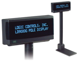 Logic Controls display specific configuration